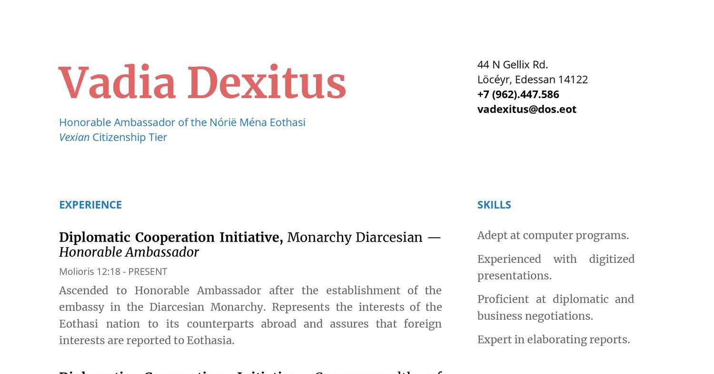 Vadia Dexitus pdf | DocDroid