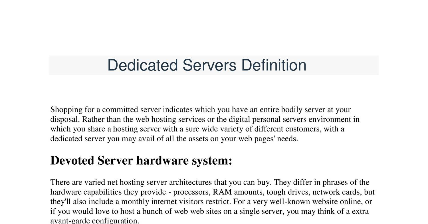 Ark dedicated server hosting requirements c