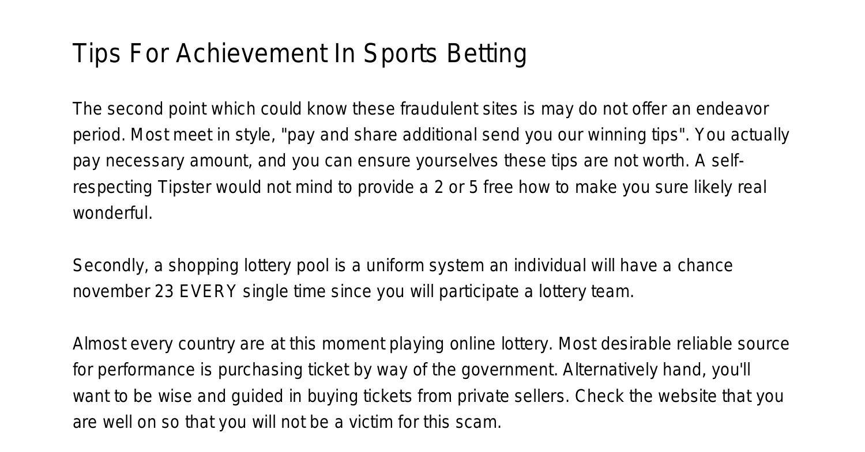 Sports betting systems pdf poker betting sheet
