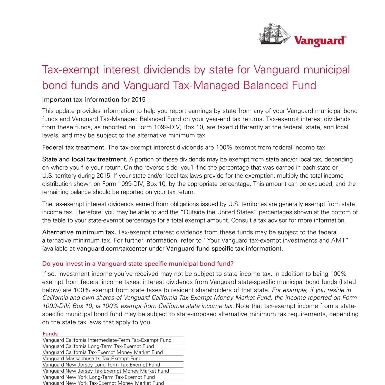 Vanguard Muni Bond 2015 Tax Guide.pdf - DocDroid