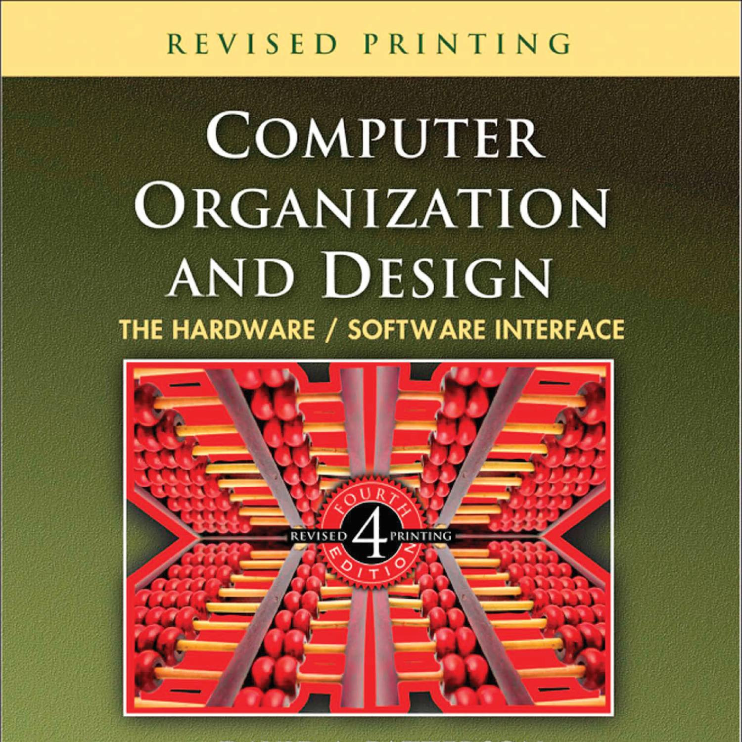 Computer Organization And Design 4th Edition Pdf Docdroid