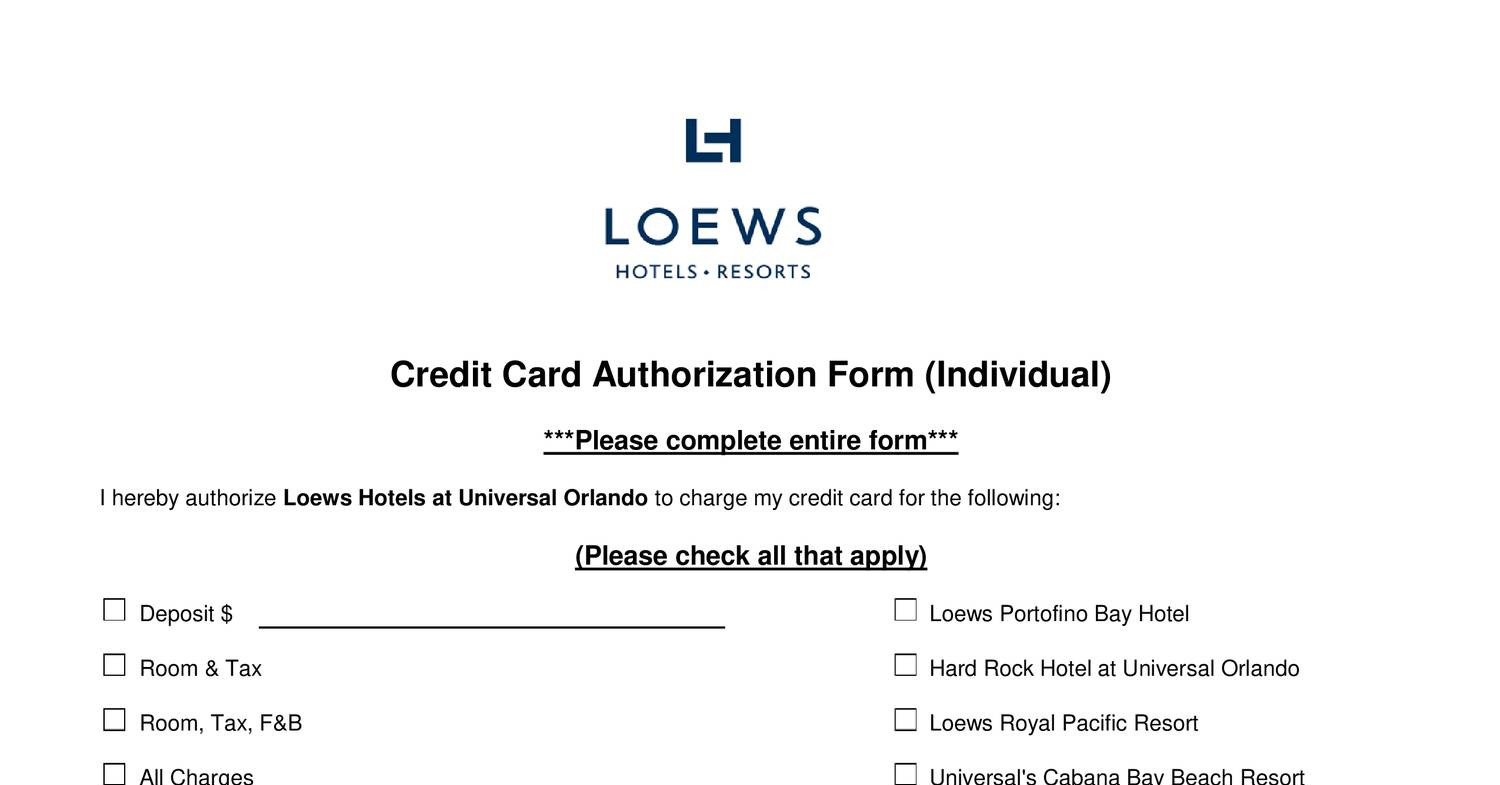 credit card authorization form new 3 24 15 2pdf docdroid