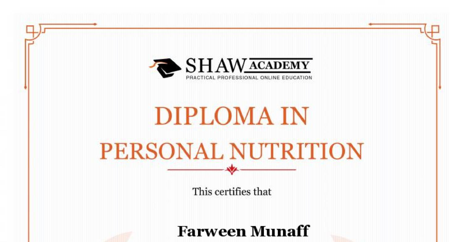 Shaw Academy Diploma Certificate.pdf - DocDroid