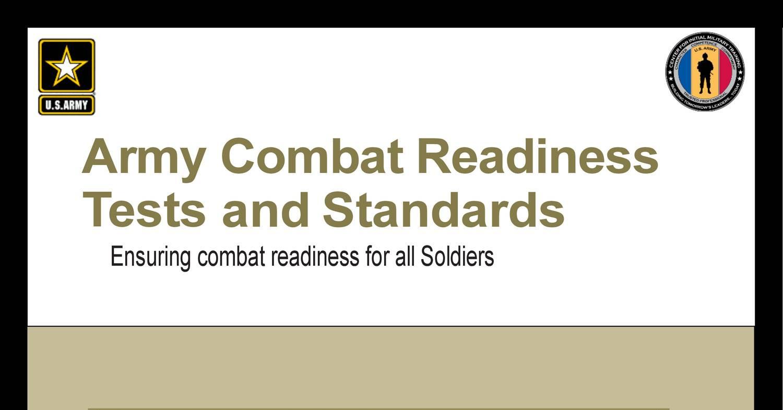 Sceno test manual for standardized