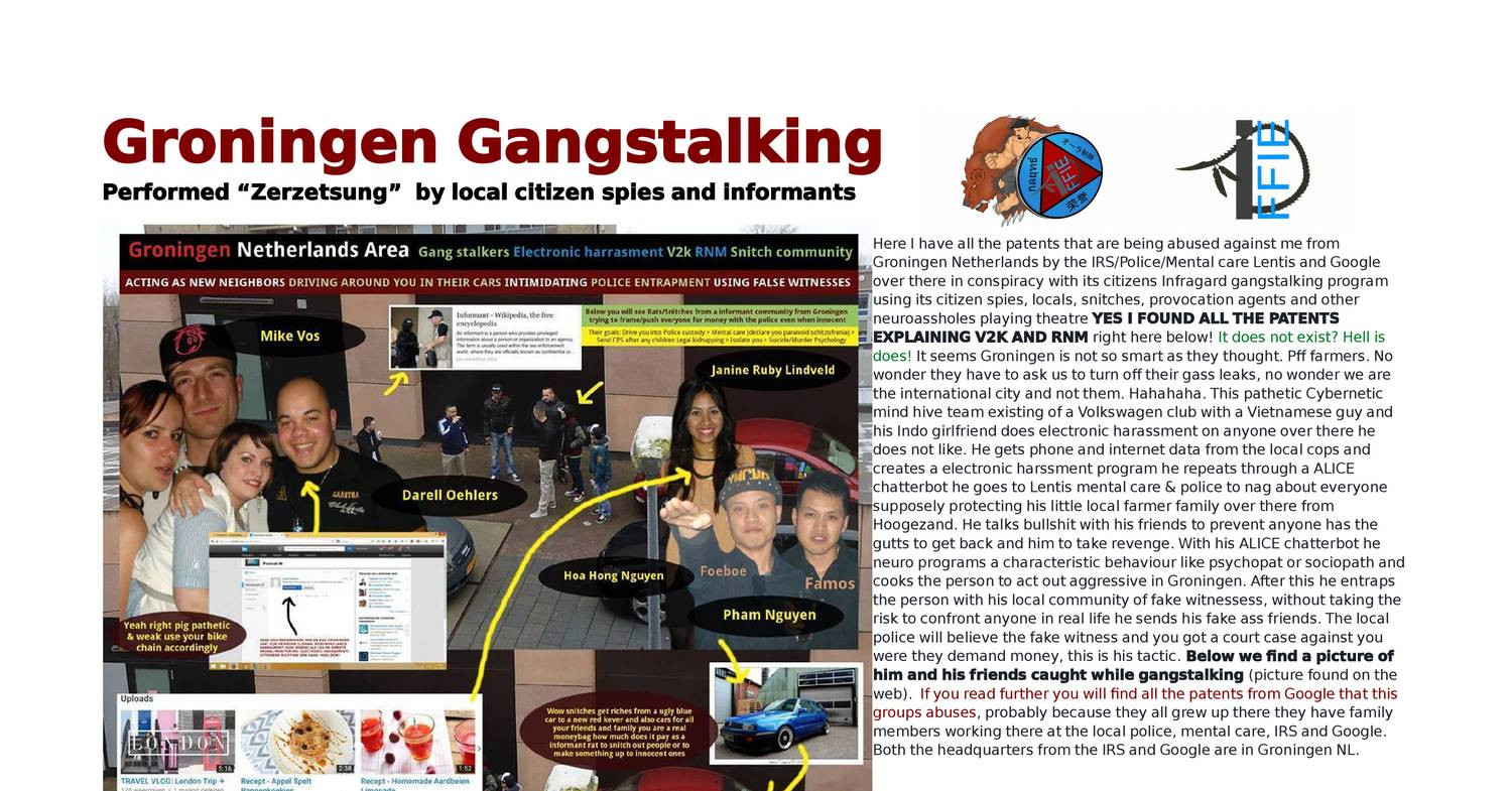 groningen-gangstalking-patents-rug-universiteit pdf | DocDroid