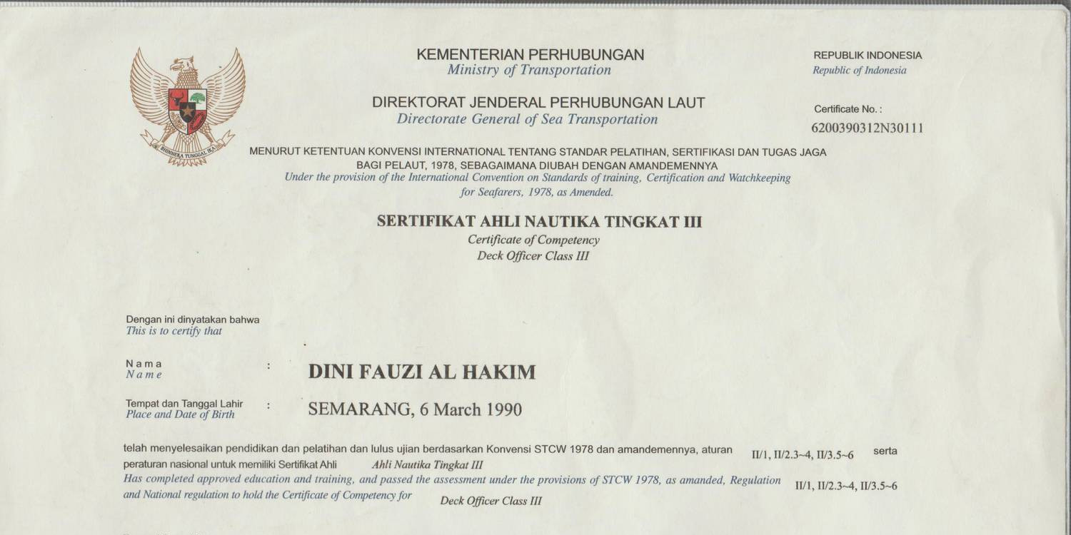 Certificate of competency and endorsmentpdf docdroid 1betcityfo Choice Image