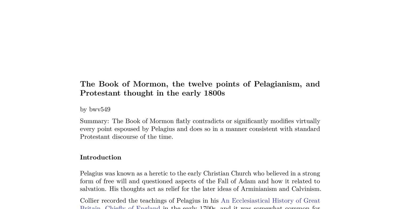the works of pelagius pdf