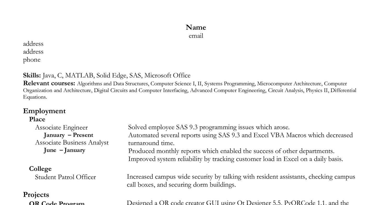 what skills to put on resume reddit