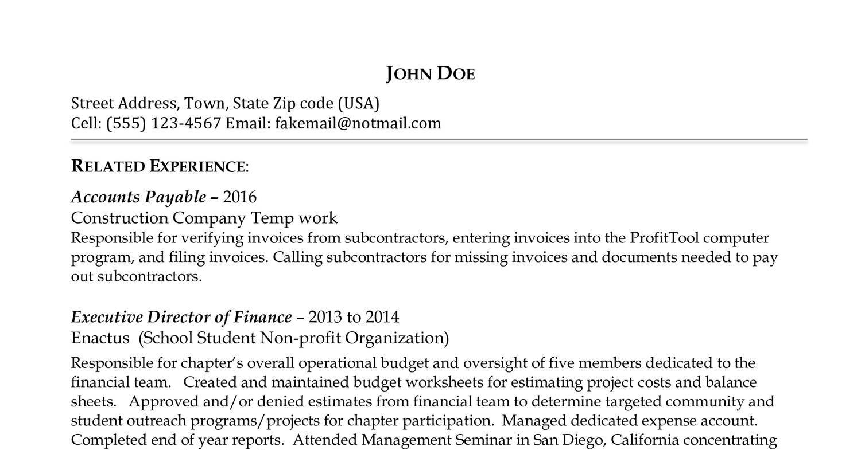 John Doe Resume.docx - DocDroid