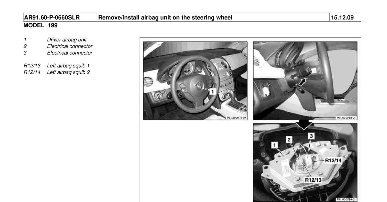 install airbag unit on the steering wheel pdf | DocDroid