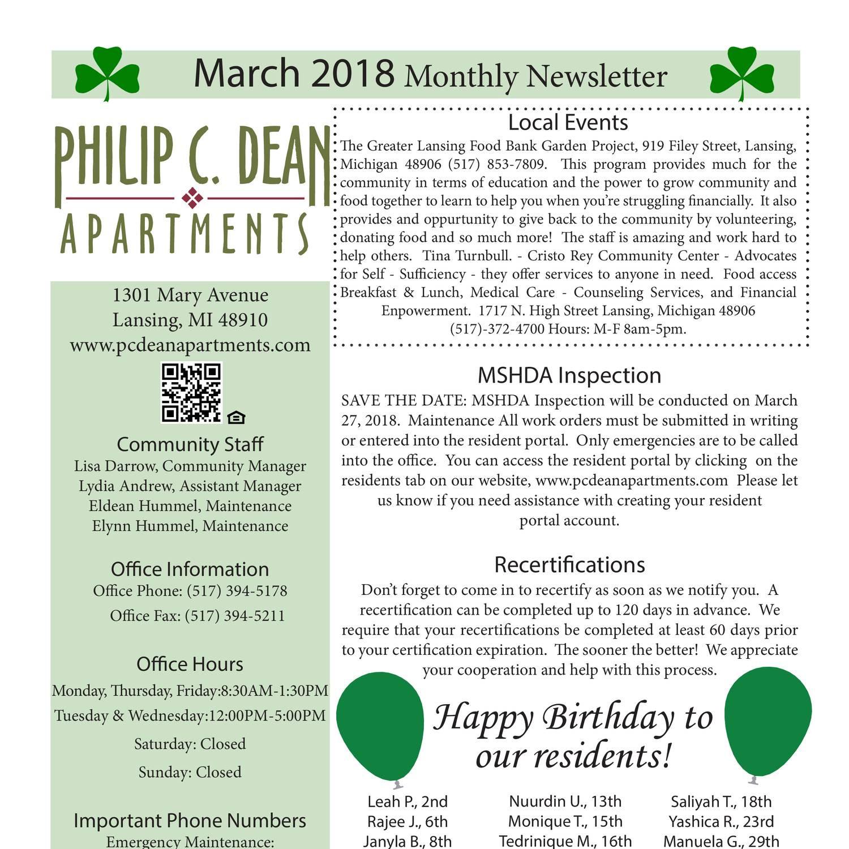PCD MAR 2018 pdf | DocDroid