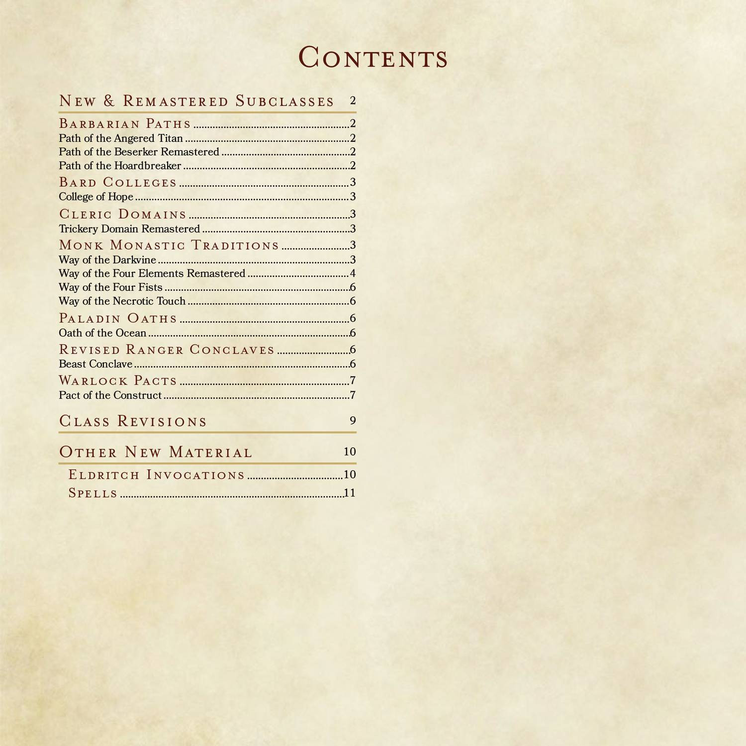 Glorian Strifle's New 5eD&D Material pdf | DocDroid
