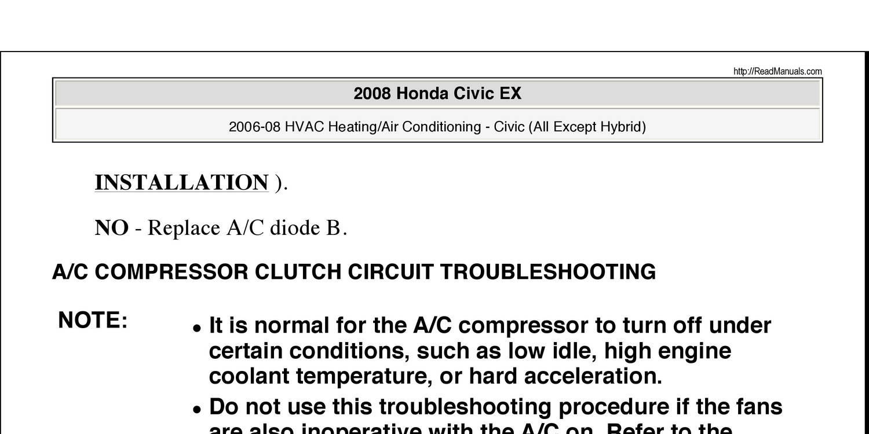 2006-2009 Honda Civic AC Clutch testing.pdf | DocDroid