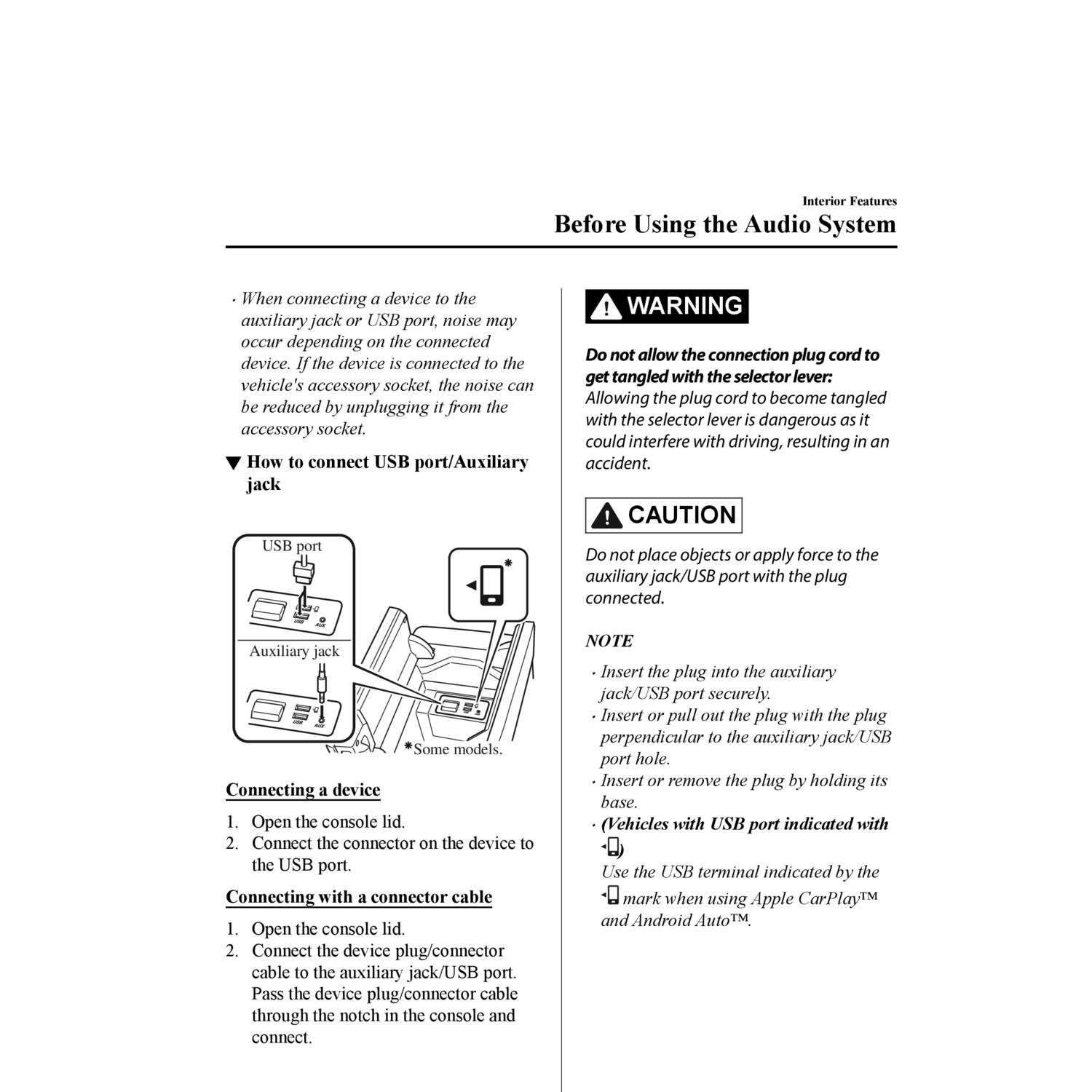 Mazda CP-AA Owners Manual Extract 2018.pdf | DocDroid