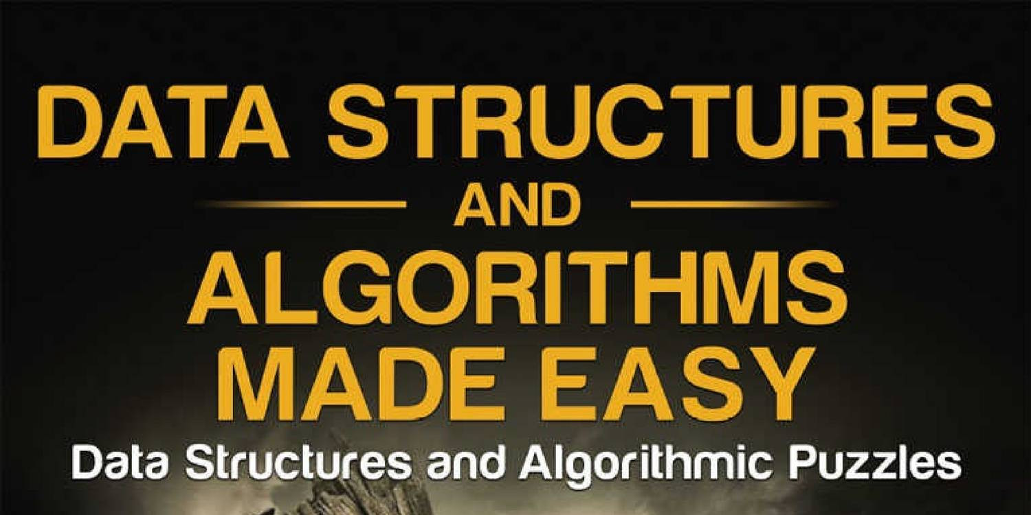 data structures and algorithms pdf drive