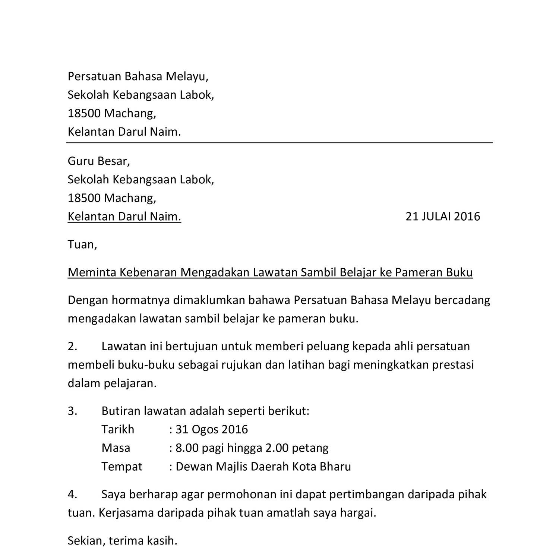 Surat Kiriman Rasmi Khamis Docx Docdroid