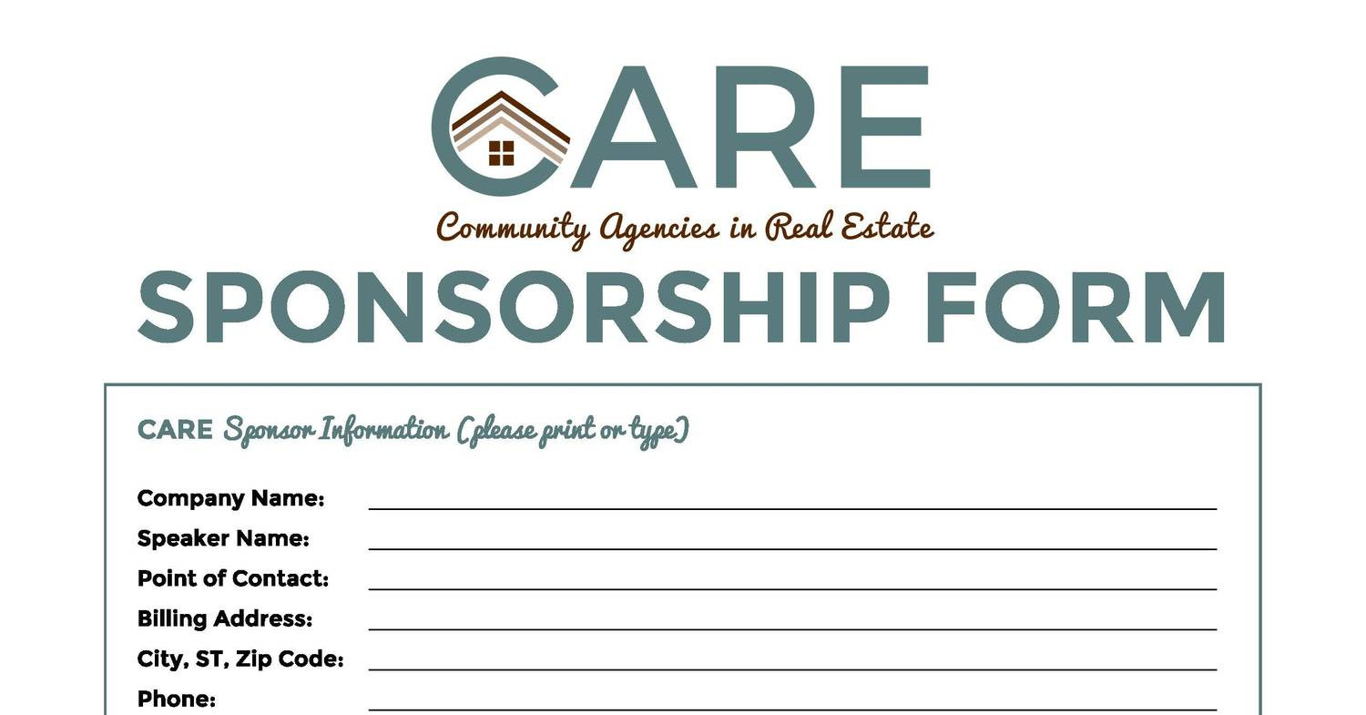 Care sponsorship formpdf docdroid thecheapjerseys Choice Image