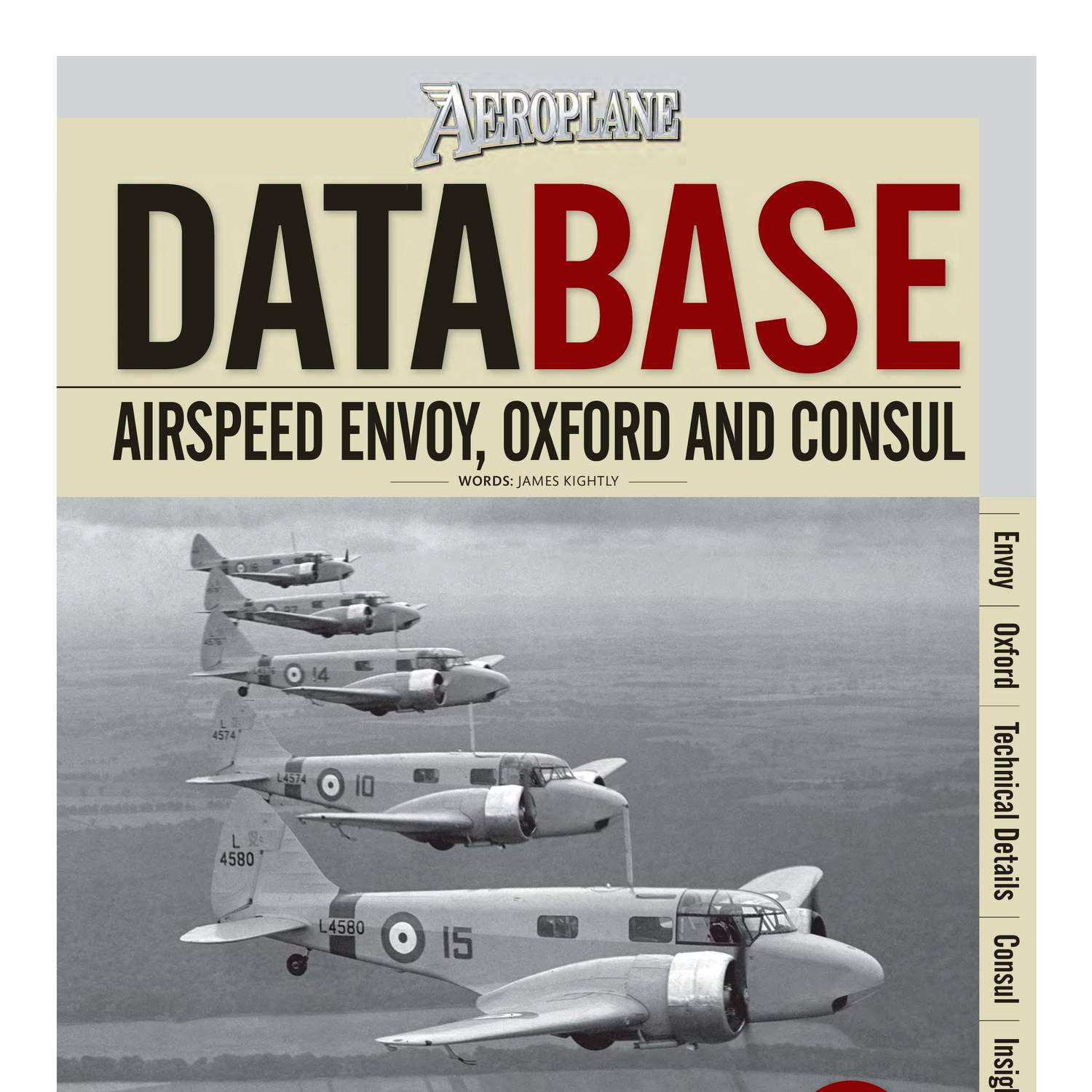 Airspeed envoy oxford and consul database aeroplane 2017 for Consul database