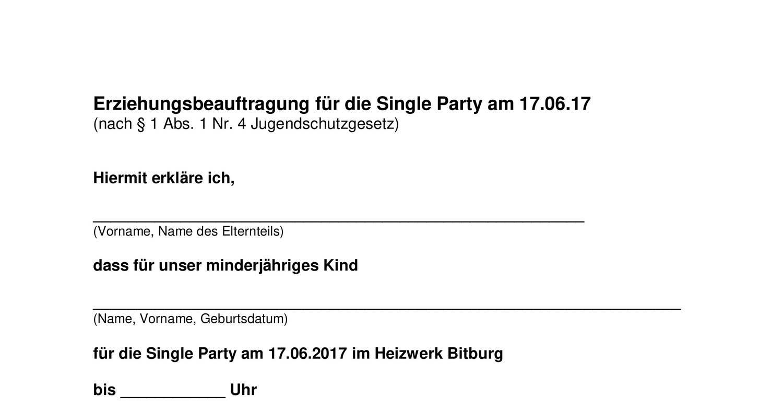 Amadeus königsbrunn single party