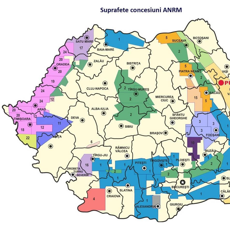 Harta Perimetre Concesiuni Pdf Docdroid