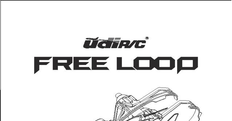 udi rc u27 free loop user manual pdf