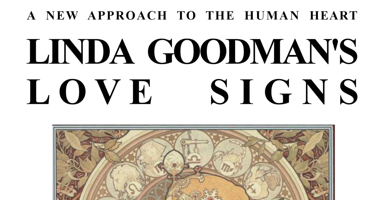 Linda goodman love signspdf docdroid fandeluxe PDF