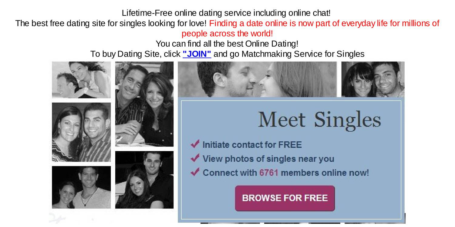 free dating site online now