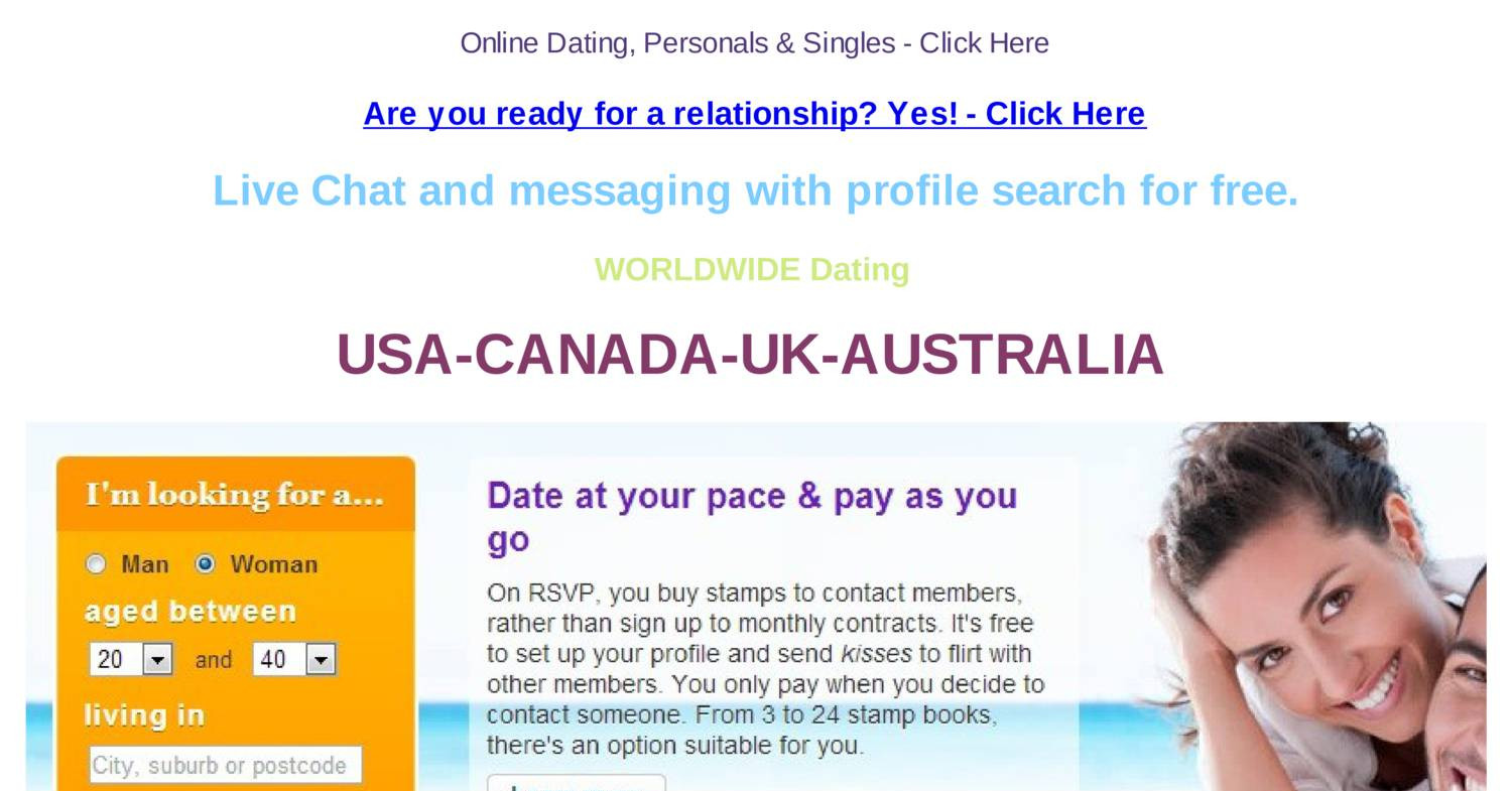 Are you interested dating app