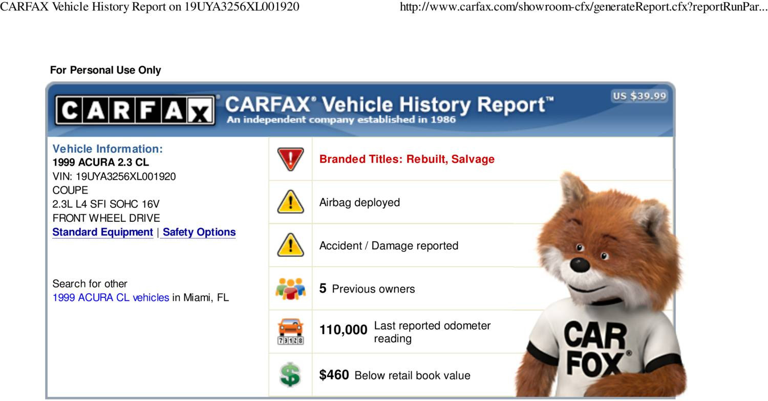 carfax vehicle history report on wddgf8 This carfax vehicle history report is based only on information supplied to carfax other information about this vehicle, including problems, may not have been reported to carfax.