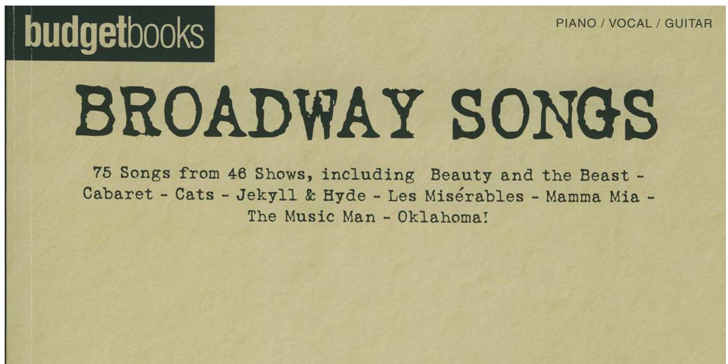 Broadway Songbook pdf   DocDroid