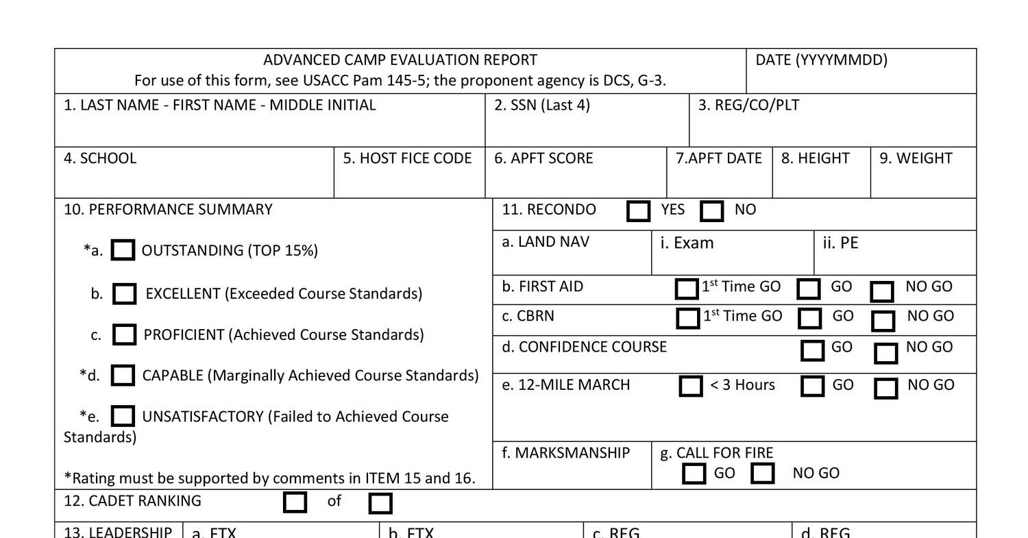 Advanced camp evaluation reportcx docdroid altavistaventures Gallery