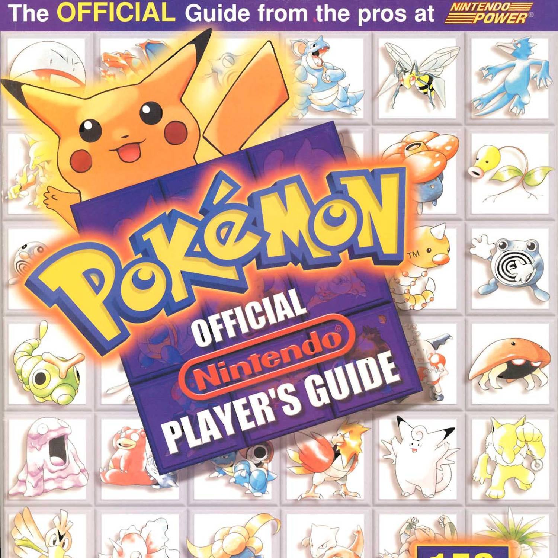 Prima 1999) pokemon red & blue. Pdf | docdroid.