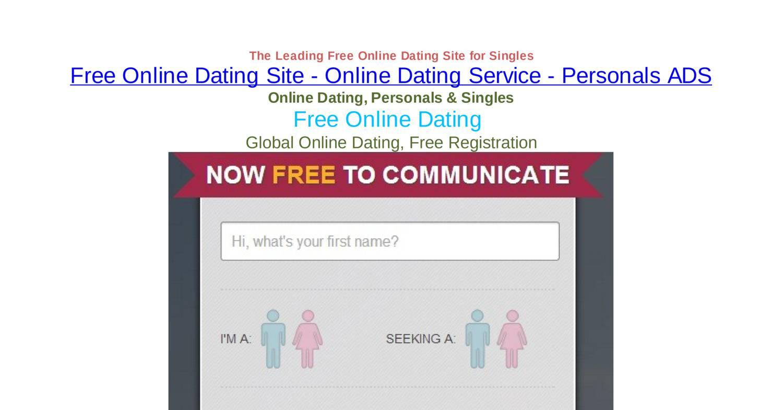 Ilmainen online HIV dating