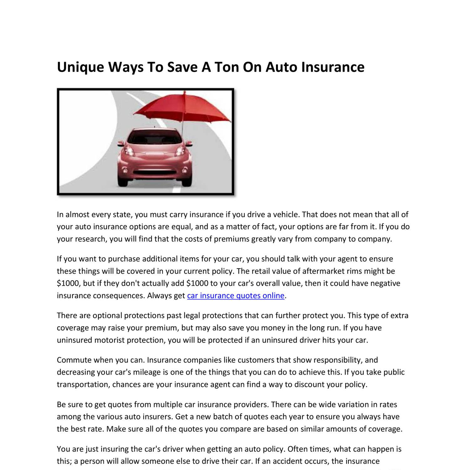 Rodney D Young Insurance Quote Get All Insurance Quotes  44Billionlater