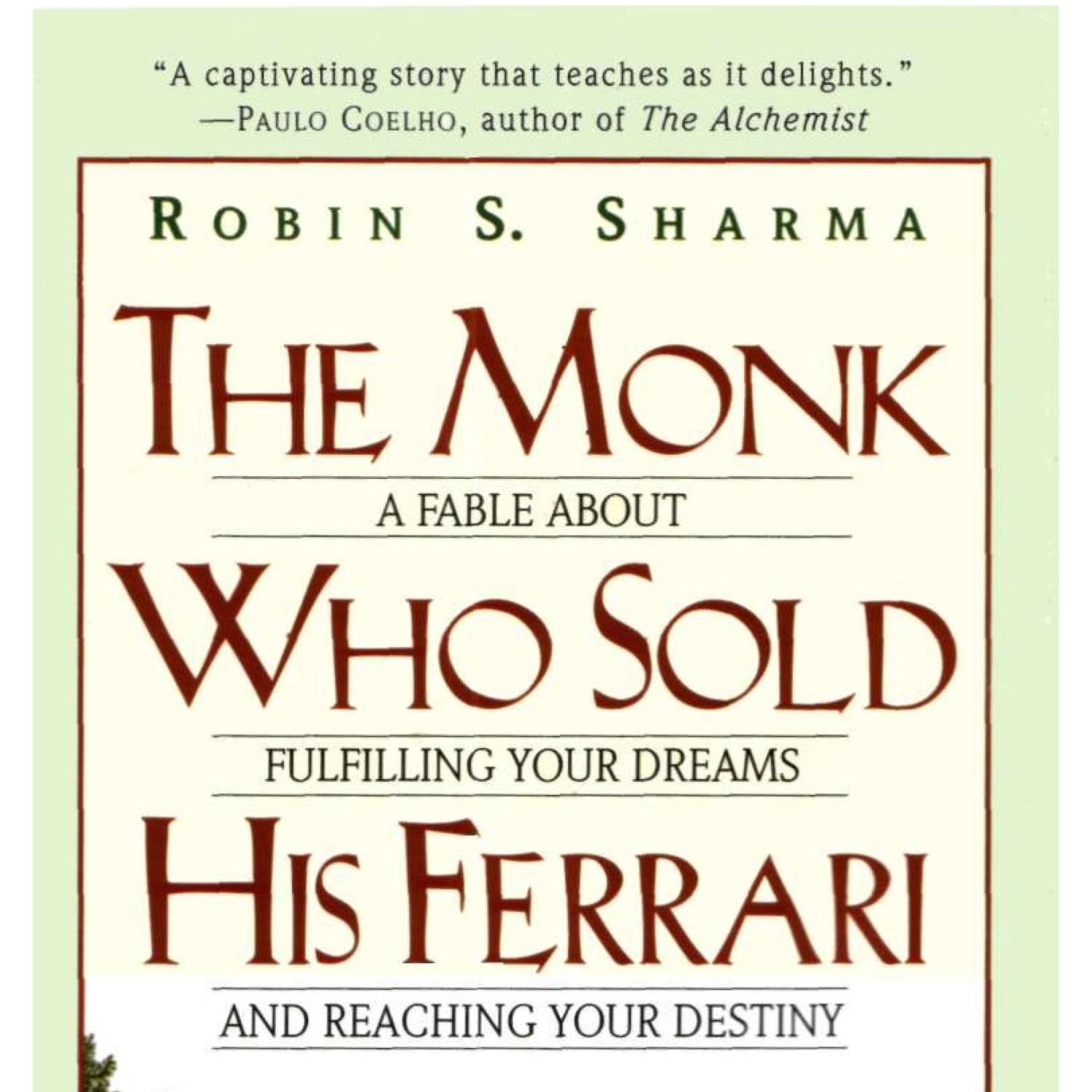 eBook_The Monk Who Sold His Ferrari_Robin S. Sharma.pdf - DocDroid