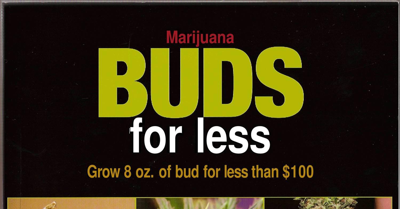 Marijuana Buds For Less Pdf