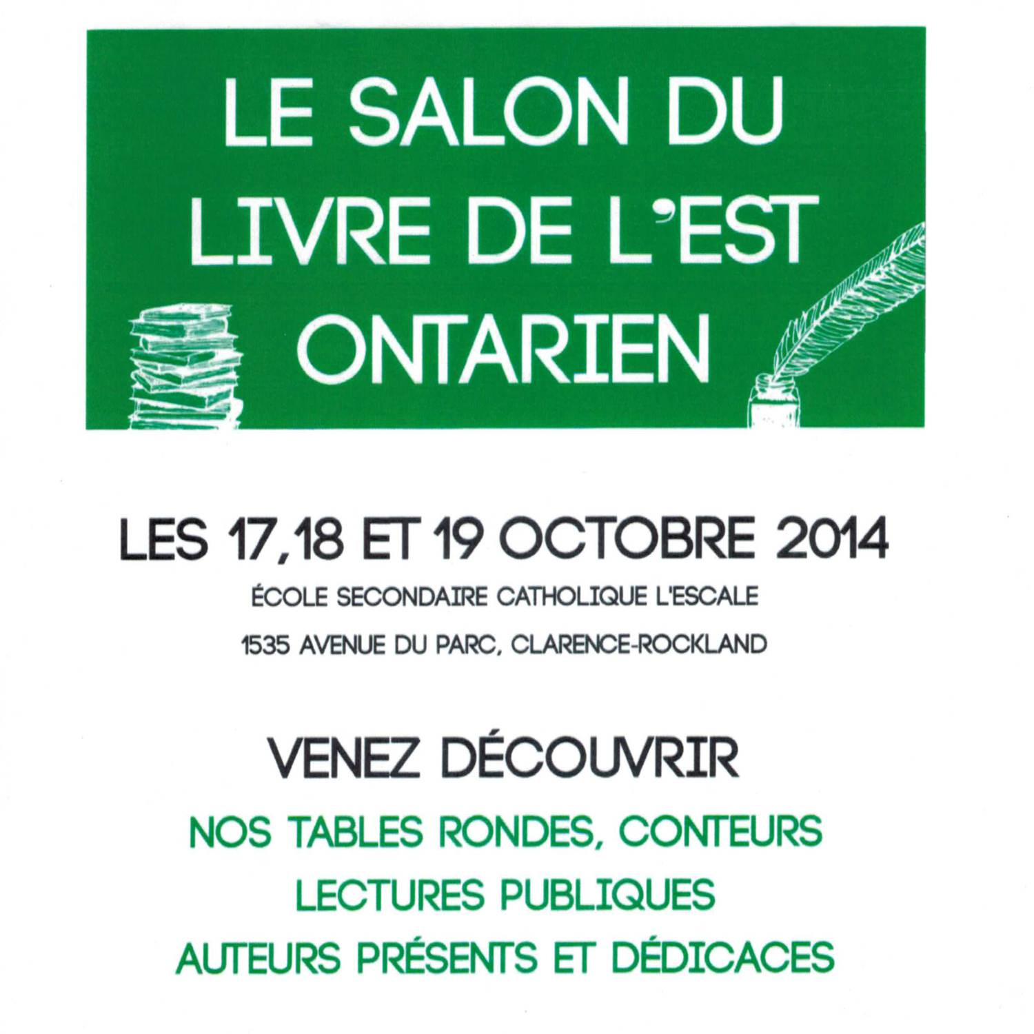Salon du docdroid - Salon du livre tours ...