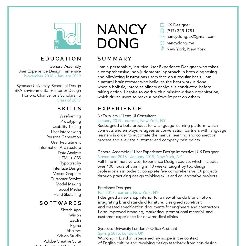 nancydong-resume.pdf | DocDroid