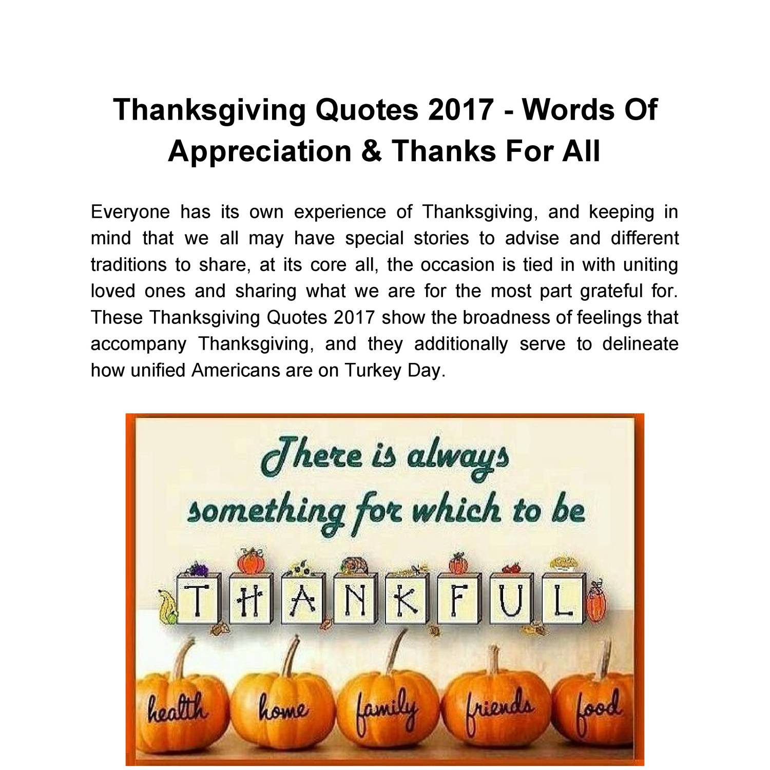 Words Of Thanks And Appreciation Quotes: Words Of Appreciation & Thanks