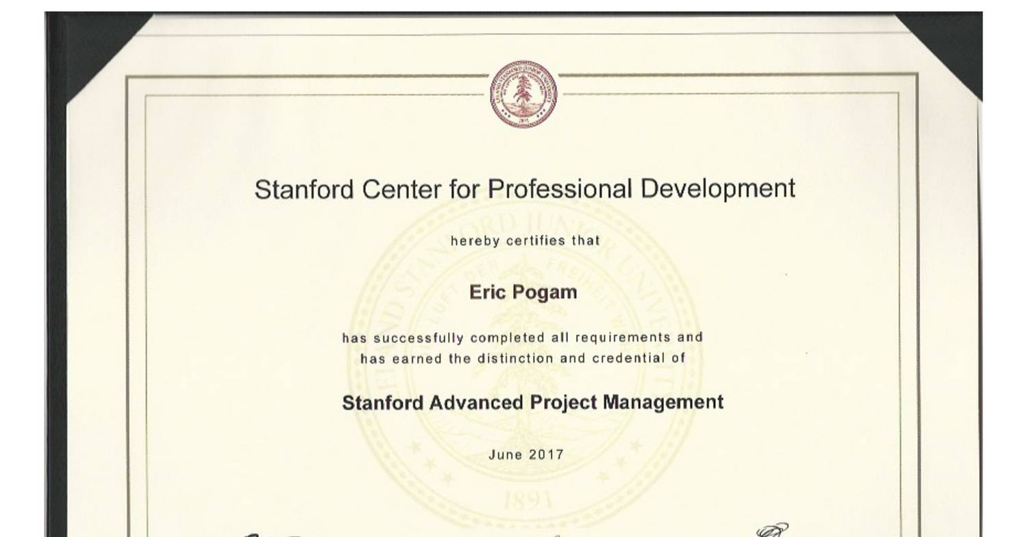 Stanford Project Managementpdf Docdroid