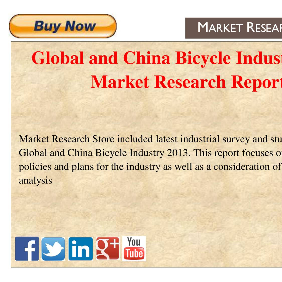 bbc bicycle market analysis Global bicycle helmet market report 2017 with the slowdown in world economic growth, the bicycle helmet industry has also suffered a certain impact, but still maintained a relatively.