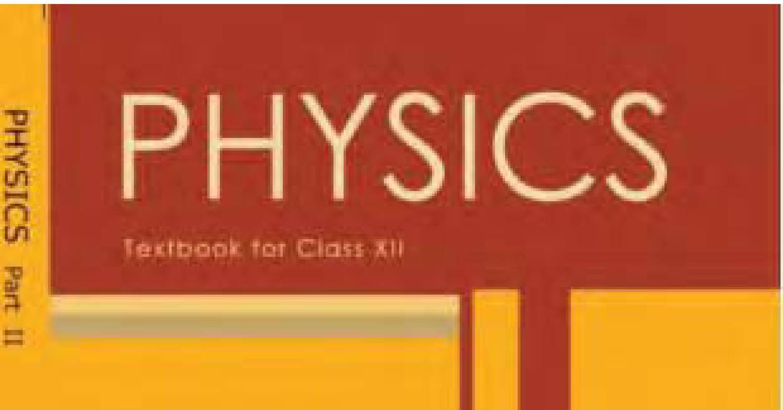 Ncert Physics Part 2 Pdf