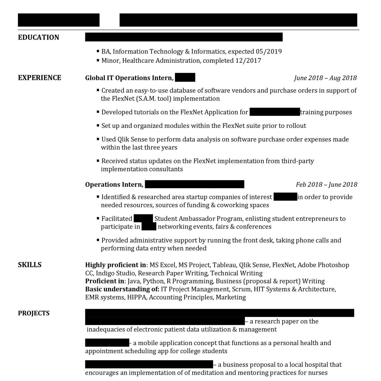 Resume Critique pdf   DocDroid