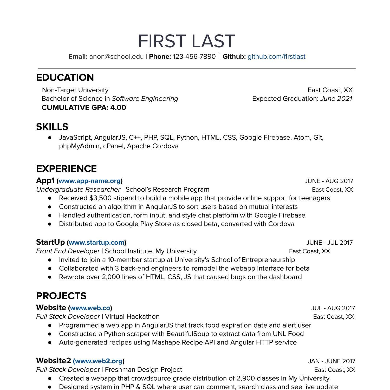 Anonymize Resume - Google Docs pdf   DocDroid