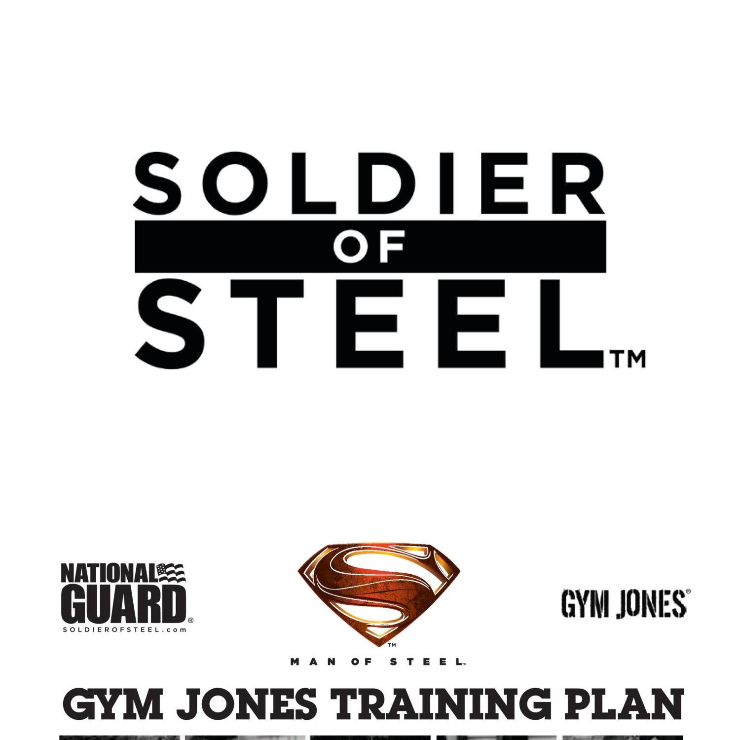 Gym Jones Operator Fitness Program Pdf