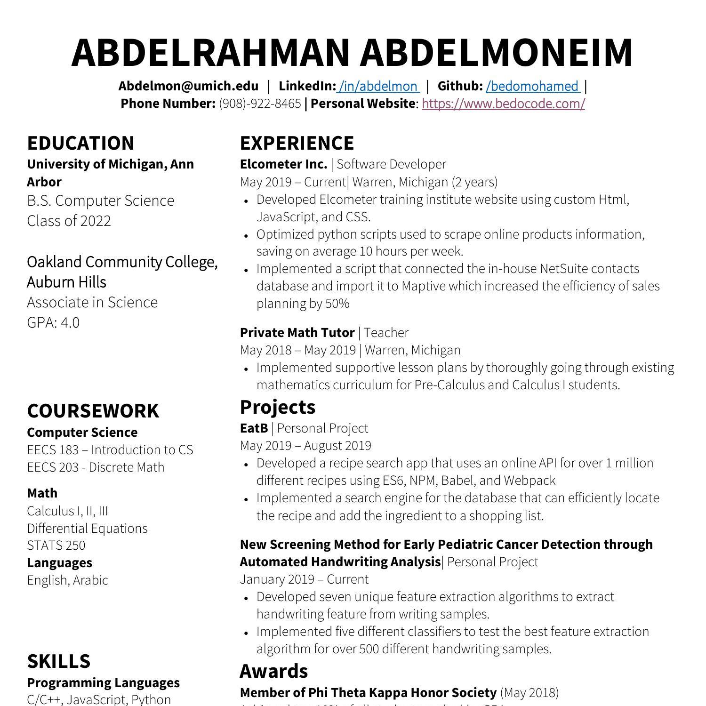 Abdelrahman Abdelmoneim pdf | DocDroid
