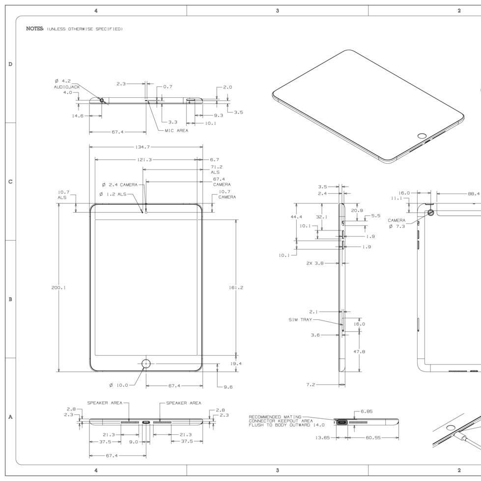 iPad-mini_schematics.pdf   DocDroid on ipad user guide, ipad mini 2 diagram, ipad sleep wake button diagram, ipad parts diagram,