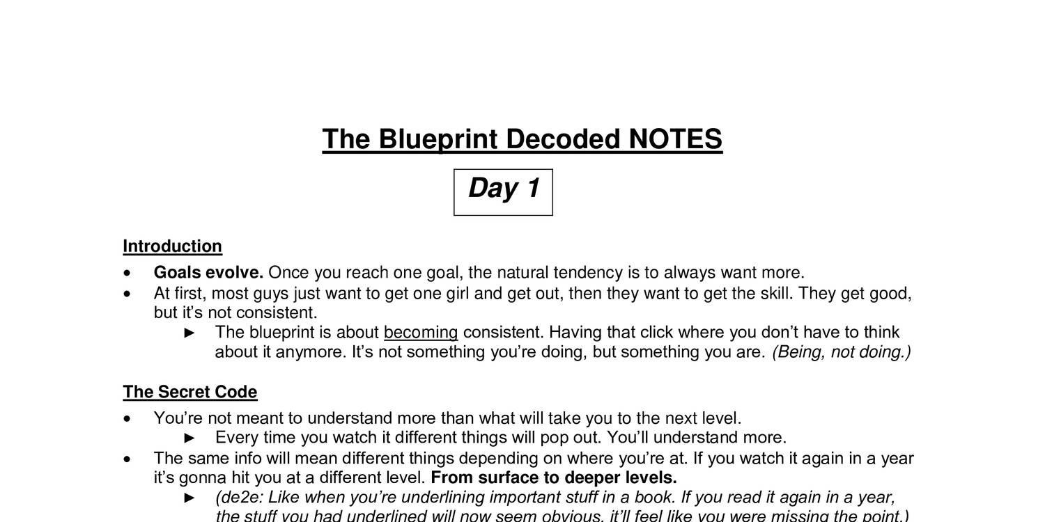 Blueprint decoded notes de2epdf docdroid malvernweather Image collections
