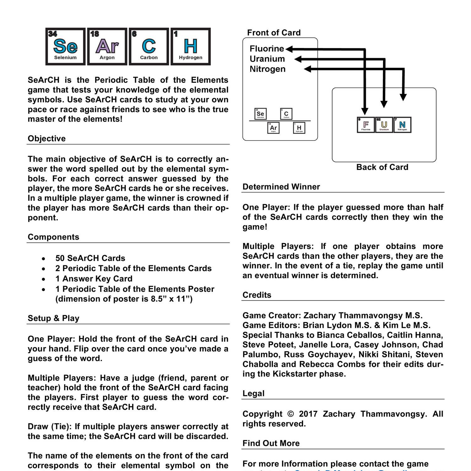 Search free print and play manual and periodic tablepdf docdroid gamestrikefo Images