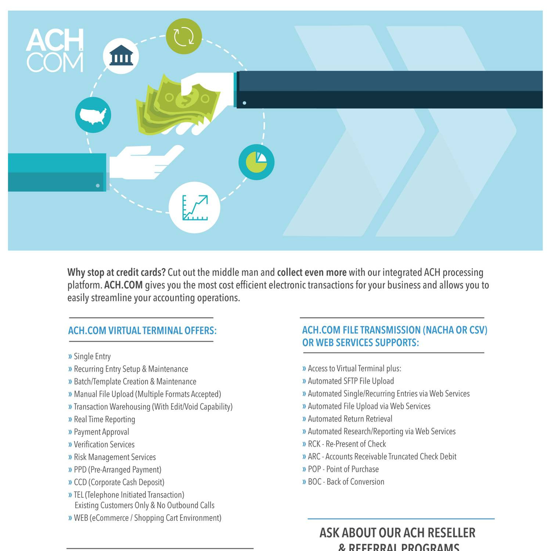 ACH Product Breakdown pdf   DocDroid